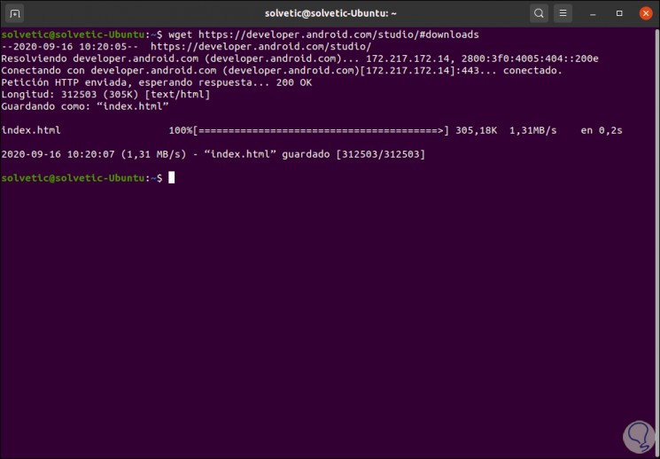 Install Android Sdk Manager Ubuntu 20 04
