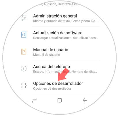 The Samsung Galaxy M10 USB device is not recognized