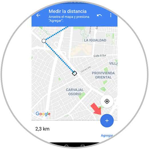 How To Calculate Distance Between Two Points Google Maps Pc