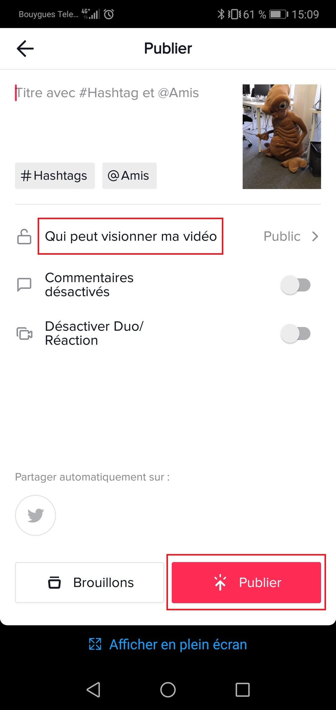 Image 7: TikTok: how to record your music video and manage comments?